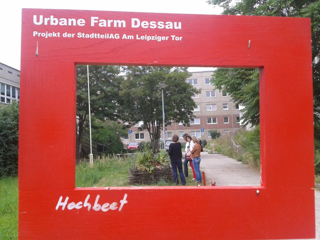 1. Tag - Dessau 7